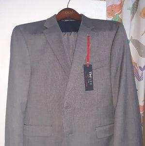Tommy Hilfiger flex 2 piece mens suit NWT